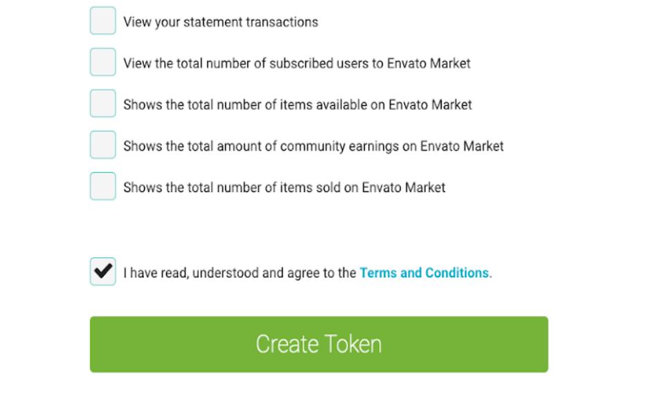 How to get an API Key – Envato Author Help Center